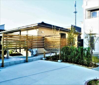 ガーデンフェンス1