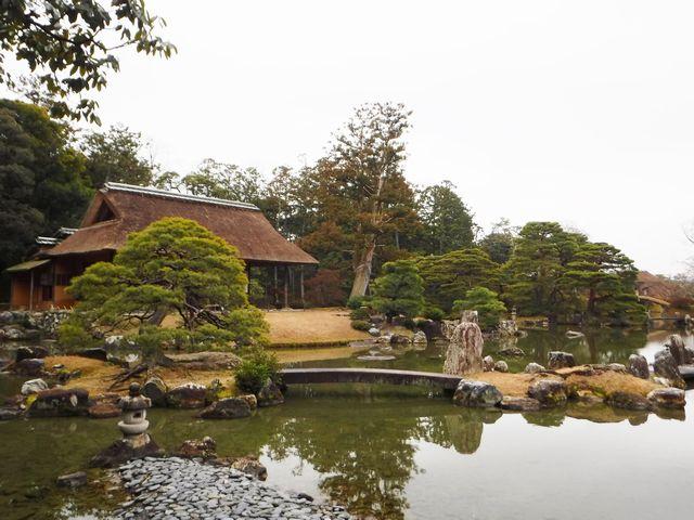 日本造園建設業協会の「地域リーダーズ勉強会」で京都に行ってきました。