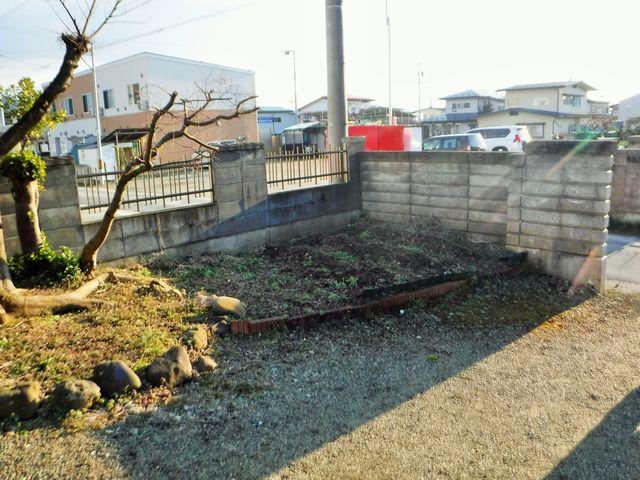 天童市のS様の庭園を改修します。