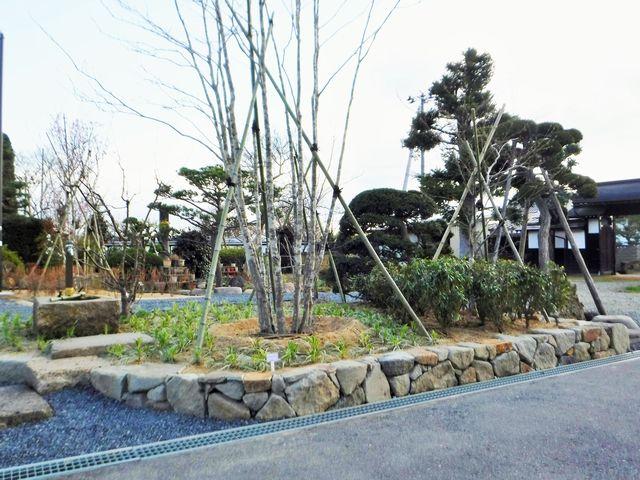 東根市Y様邸の庭園改修工事完了しました。