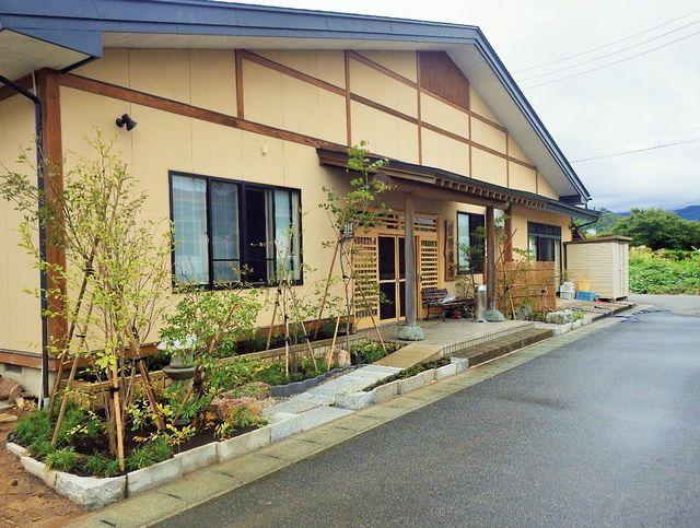 菅野魚店作庭工事(令和2年度施工)