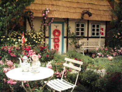 フレンチシャビ―ガーデン