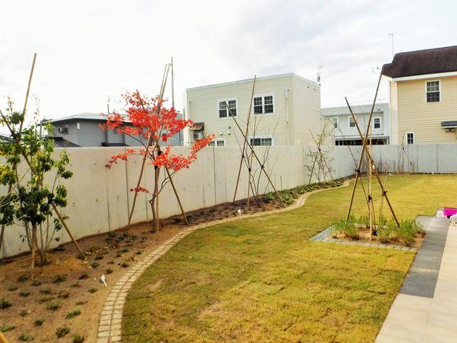 エヴォリューショナリー・ガーデン(令和2年度施工)