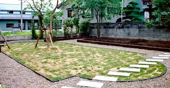 エッジキング(芝生の縁取)