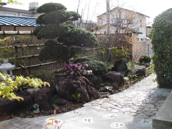武田園芸 和風庭園