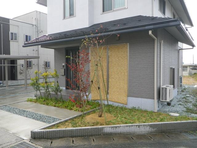 洋風ガーデニング 山形県東根市 造園業 武田園芸