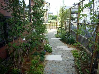 ガーデンフェンス